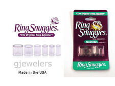 Ring Snuggies Guard Size Adjuster for Loose Wedding,Diamond,Gold,Engagement Ring