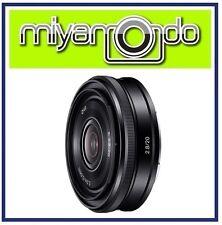 Sony E 20mm F2.8 (SEL20F28) Lens