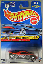 Hot Wheels 1:64 Scale 1999 Tony Hawk Skate Series SPEED BLASTER