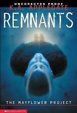 Mayflower Project (Remnants) Applegate, K.A. Paperback