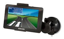"""Snooper sc5800 5"""" Display Navigatore Satellitare per Auto Mappe Europa Navigazione Satellitare"""