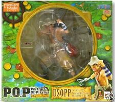 New Megahouse Portrait Of Pirates One Piece Sailing Again Usopp Painted