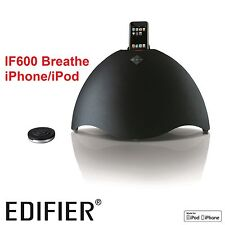 EDIFIER BREATHE IF600 schwarz Dockingstation f. Apple iPhone iPod Kompaktanlage