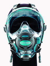 Ocean Reef Neptune Space G.divers Full Face Diving Mask Small/Medium Emerald