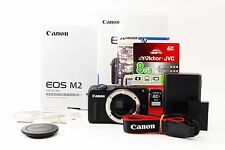 *Unused Item* Canon EOS M2 Digital Camera Black Body Only From Japan #399
