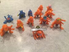 Vintage Hasbro Army Ants Figure Lot of 13 Retro Toys 1980's 80's