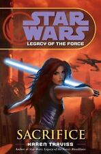 Sacrifice (Star Wars: Legacy of the Force, Book 5)-ExLibrary