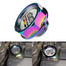 Colorful Racing Oil Filler Cap Engine Tank Cover Mugen for Honda Acura Civic
