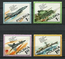 35859) POLAND 1973 MNH** Polish People's Army 4v.