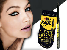 5x Maybelline Colossal 16h smudge 100 % suitable for eyes, proof Kajal 0.35gm