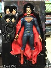 New DC Man of Steel Superman Henry Cavill 1/6 scale Statue Action Figure Toys