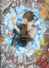 """ DEATH NOTE L Change the World ""  Hardcover Book  English by M"