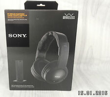 NEW Sony MDR-RF985RK Headband Wireless Headphones IN ORIGINAL BOX #D1