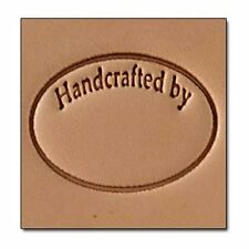 Handcrafted  Craftool 3-D Stamp Tandy Leather 8689-00