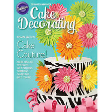Wilton Cake Decorating Yearbook 2013 (1701-2051)