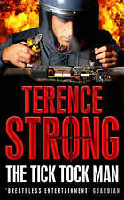 TICK TOCK MAN - TERENCE STRONG BOMB DISPOSAL THRILLER BOOK IRA
