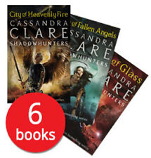 Mortal Instruments Collection - 6 Books