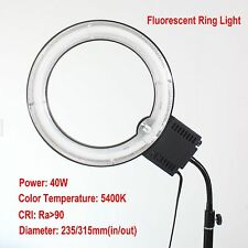 40W Fluorescent Ring light Nanguang NG-40C Daylight for Portrait Photo Lighting
