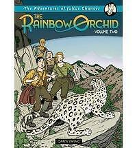 The Rainbow Orchid: Adventures of Julius Chancer v. 2, Garen Ewing, New Book