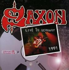 Saxon Live In Germany 1991, CD /2013/14 Songs/neu OVP