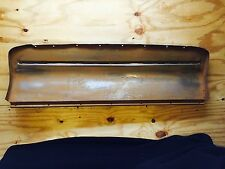1932 Ford Cabriolet top pan behind seat w/wood trim piece repro