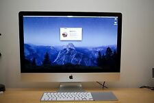 "27"" iMac - Late 2014 - 5K Retina - 3.5Ghz i5 - 8GB - 128GB SSD + 1TB HD"