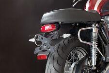 ESTR-0708 EVOTECH KIT PORTATARGA FISSO Triumph Bonneville Thruxton Scrambler