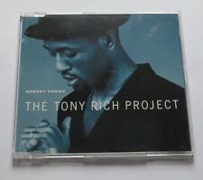 Tony Rich Project  Nobody Knows - 4 trx Maxi CD
