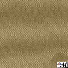 "Canvas Fabric Waterproof Outdoor Fabric SAND 600 Denier By the Yard 60"" WIDE"