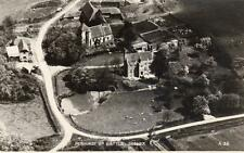 Penshurst Nr Battle  Air Aerial View unused RP pc Church Restoration Fund