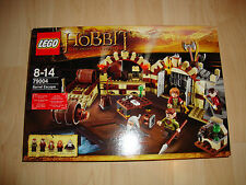 Lego le hobbit 79004 Barrel Escape-Nouveau
