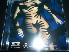 Muse Hysteria Rare Australian DVD 5 Track Single