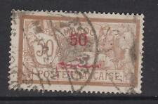 French Morocco - SG 38 - used - 1911/17 - 50c on 50c