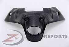 Ducati 899 959 1199 1299 Ignition Key Lock Panel Cowl Fairing Carbon Fiber Matte
