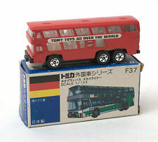 "Tomica Foreign Series (Japan) 1/154 Neoplan Bus Skyliner ""Tomy Toys"" F37 *MIB*"