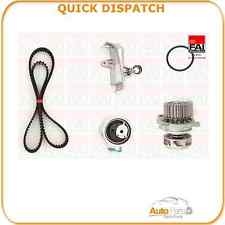 TIMING BELT KIT AND WATER PUMP FOR  AUDI A4 1.8 11/04-06/08 181 TBK385-6128