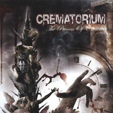 Crematorium : The Process of Endtime CD (2005)***NEW***