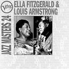 NEW Verve Jazz Masters 24: Ella Fitzgerald & Louis Armstrong by Ella... CD (CD)