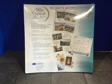 Creative Memories 12x12  Refill White Pages New OLD STYLE