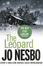 The Leopard, By Jo Nesbo,in Used but Acceptable condition