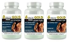 Strong Fat Burner Lean Muscle Pills X Growth Builder Abs Fat Loss Workout Aid 3