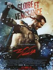 300 LA NAISSANCE D'UN EMPIRE Rise of an Empire Affiche Cinéma / Movie Poster