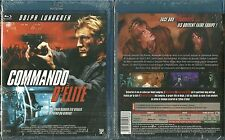 BLU RAY - COMMANDO D' ELITE avec DOLPH LUNDGREN ( ROCKY )NEUF EMBALLE NEW SEALED