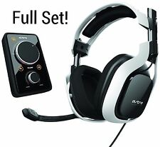 Astro A40 Gaming Headset With MixAmp for PS4 PS3 Xbox Windows Mac Astro Gaming