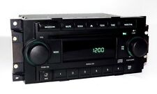 Jeep Grand Cherokee - 2006 AM FM CD Player Aux mp3 Input Radio - REF w Warranty