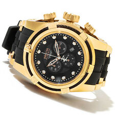 @NEW Invicta Reserve Men's Bolt Zeus Swiss Movt Quartz Chronograph Strap 12666