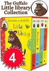 My First Gruffalo Little Pocket Library 4 Books Collection Set Julia Donaldson