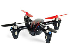 Hubsan X4 Mini Quad Copter Cámara Edición 2.4 ghz Red/black