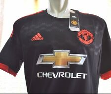 Manchester United Shirt 3rd Away  2015-2016 sz S *Adult BNWT With Vynil