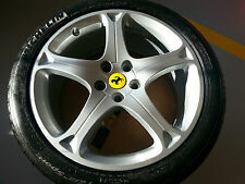 Ferrari California Original Equipment Wheels and Tires